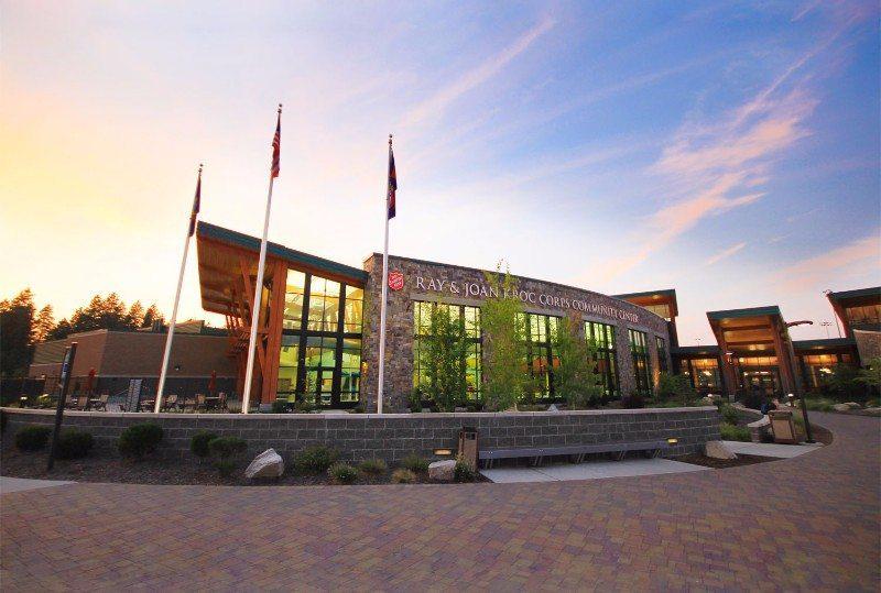 The Salvation Army Kroc Center Visit Coeur D Alene