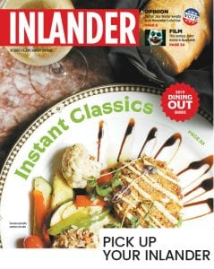 Pick Up Your Inlander